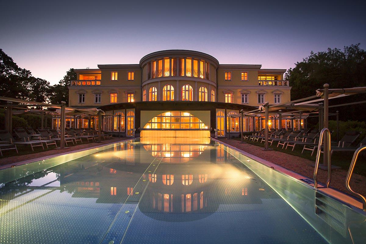 SPA-TEMPLE Hotel SCHUMANN