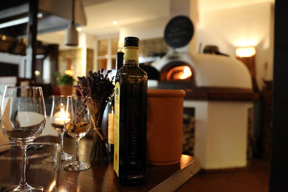 Italian Restaurant AL FORNO Hotel SCHUMANN