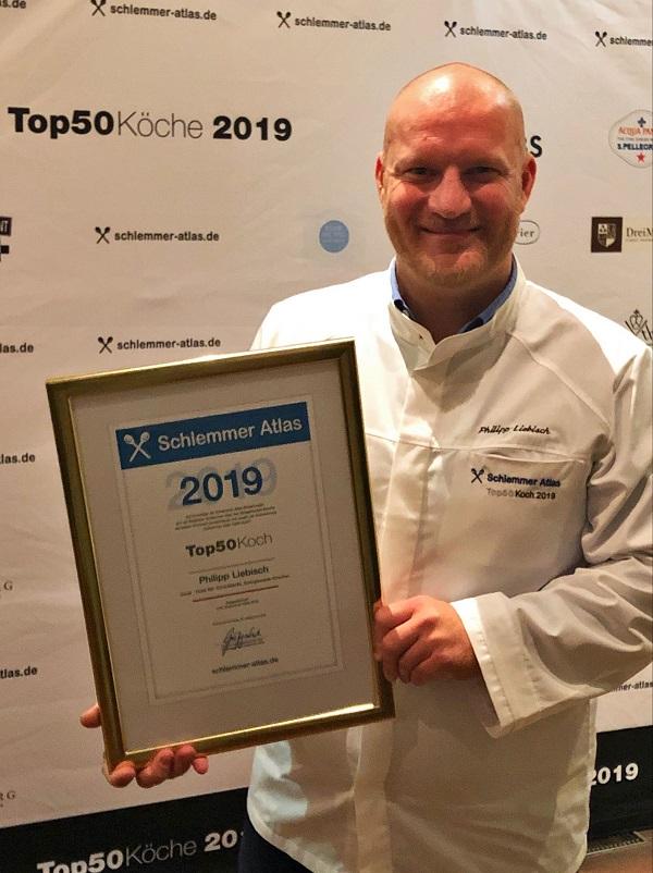 Schlemmeratlas Top50 Koch Philipp Liebisch SCHUMANN