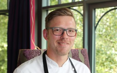 Robert Hauptvogel wird neuer Küchenchef des Sternerestaurants JUWEL in Kirschau