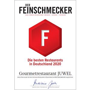 BEI SCHUMANN Feinschmecker 2020