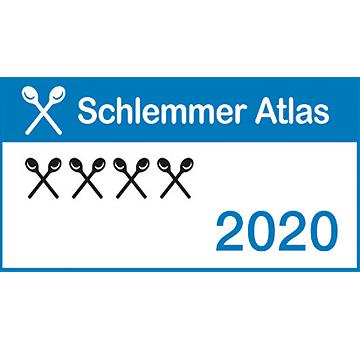 Hotel BEI SCHUMANN Schlemmer Atlas 2020
