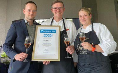 Robert Hauptvogel gehört zu den Top50 Köchen Deutschlands