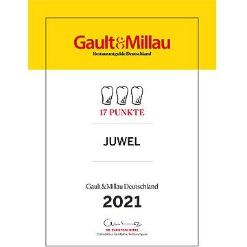 BEI SCHUMANN JUWEL Gault Millau 2021