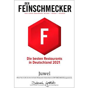 BEI SCHUMANN JUWEL Feinschmecker 2021